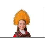 Кокошник детский