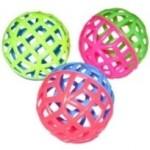 Мяч пластиковый..