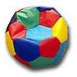 Мяч-кресло с гранулами..