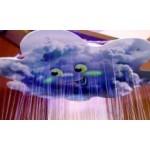 Фиброоптический модуль подвесной  «Веселое облако» с «Молнией»..