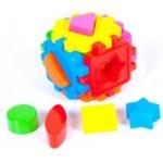 Логика куб мал..