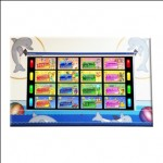 Интерактивная панель «Визитная карточка» для ДОУ Панель «Визитная карточка» является главным источни..