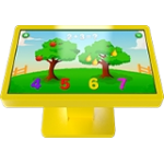 Интерактивный сенсорный стол «Экватор»БАЗОВАЯ Поддержка касаний- 10 Экран 32