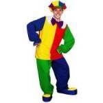 Костюм Клоуна взрослый.                           Костюм Клоуна взрослый включает в себя: - рубаху ;..