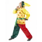 Карнавальный костюм Петрушка.             В комплект входят штаны и рубашка из крепсатина, подвязанн..