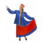 Карнавальный костюм Масленица.           В комплект входят юбка, жакет и кокошник. (уточнять по нали..