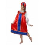 Карнавальный костюм Маруся.                      В комплект входит сарафан и рубашка, а также кокошн..