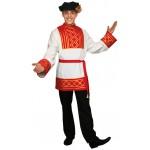 Русский народный костюм мужской.      Русский народный костюм мужской «Ярослав» включает в себя руба..