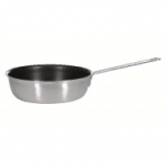 Сковорода 200х65 из нержавеющей стали с высокими бортами ..