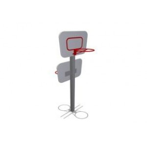Баскетбольная стойка комбинир. 1050*1205*3170