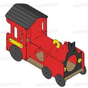 Красная стрела паровоз
