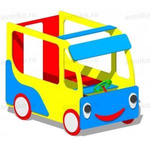 Машинка-автобус м: