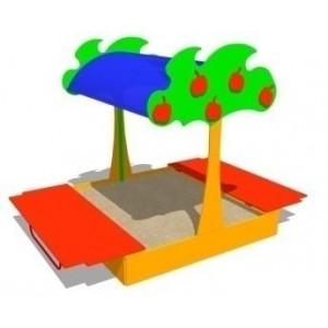 Песочница «Яблонька»