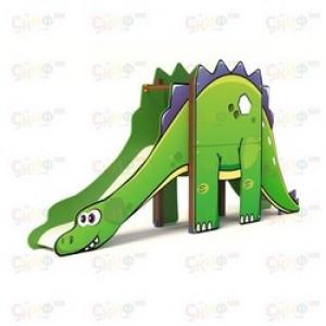 Горка Динозавр Н-1200