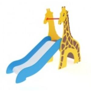 Горка Жираф 750                                           2100х600х1700