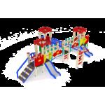 Детский игровой комплекс                          Королевство Горка 900                             ..