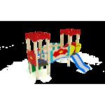 Детский игровой комплекс                          Королевство Горка 750                             ..