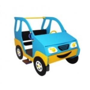 Качалка Джип двухместный 1440х1120х1280