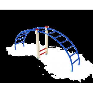 Лаз Мостик большой                                           3700х730х2000