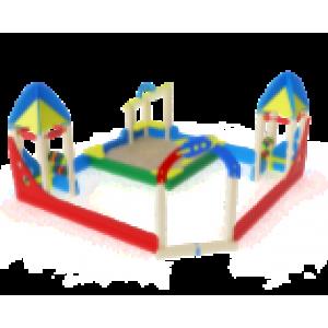 Песочный дворик космопорт                                           4440х4830х2000