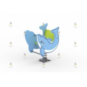Качалка «Дельфин»