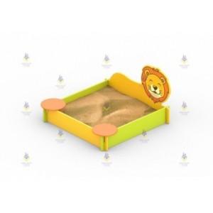 Песочница «Львенок»