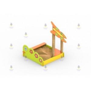 Песочница «Бабочка»