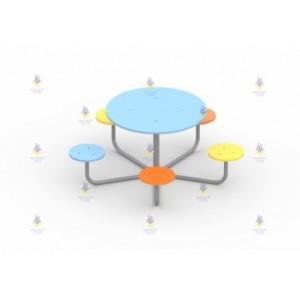 Столик «Семицветик»