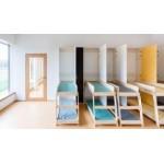 Шкаф кровать Массив, лак, ложе фанера 8мм, топ ЛДСП     h – 760-280-2370..