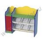 Многофункциональный модуль для развивающей деятельности с набором корзин..