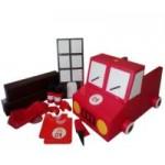 Комплект для изучения «Пожарная безопасность»..