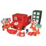 Игровой набор «Пожарная безопасность»..