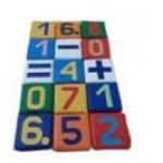 Игровой комплект «Юный математик»..