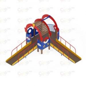 Детский игровой комплекс Забота♦ 4900*5720*2700
