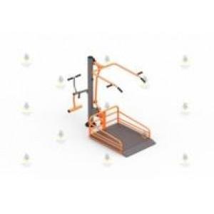 Тренажер подтягивание + гиб колена для ОВ