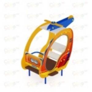 Вертолетик мини                                           1670х800х1050
