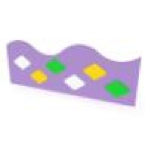 Ограждение Ромбики           1220х36х450