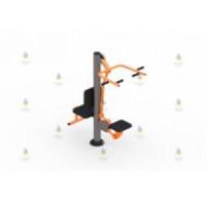 Уличный тренажер Подтягивание + Гиб колена