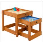 Набор из двух столов для игр с песком и водой..