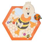 Развивающая настенная панель «Пчёлы» Развивающая настенная панель состоит из шести отдельных настенн..