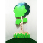 """Декоративно-развивающая панель """"Дерево"""".."""