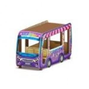 Беседка Автобус-мороженое                                           3220х1500х1800