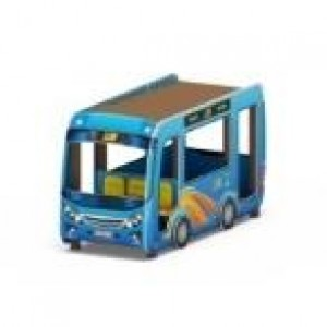 Беседка Автобус                                           3220х1500х1800