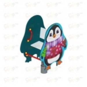 Качалка Пингвиненок                                           580х580х1000