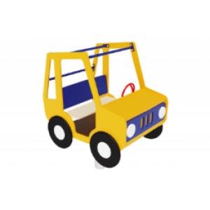 Качалка на пружине Машинка 1200х820х1200