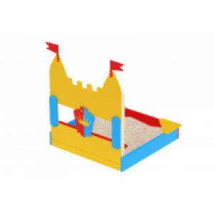 Песочница Королевство                                           1690х1660х1800