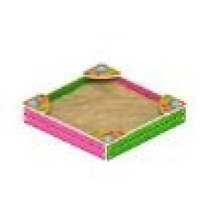 Песочница «Лукоморье» 1700*1700*244