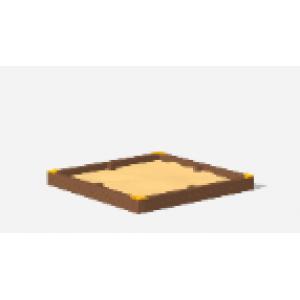 Песочница 2200х2200х220