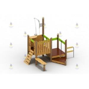 Игровой дворик «Оазис» мини