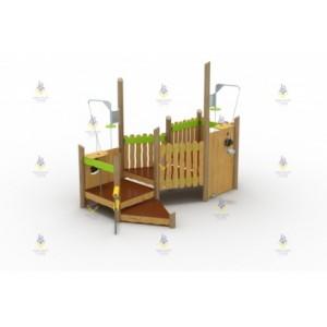 Игровой дворик «Оазис»
